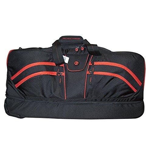 6 Pack Fitness Elite Alpha Duffle Bag