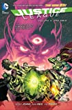 Justice League Vol. 4: The Grid (The New 52) (Jla (Justice League of America) (Graphic Novels))