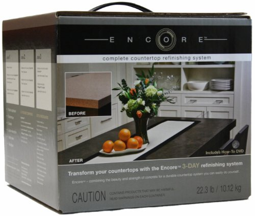 Encore Countertop Kit, Espresso front-607122