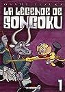 La l�gende de Songoku, tome 1  par Tezuka