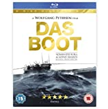 Das Boot (Director's Cut) [Blu-ray] [1981] [Region Free]