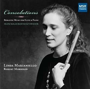 Consolations: Romantic Music for Flute & Piano