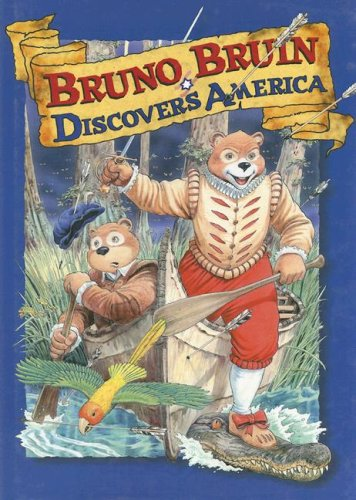 Image for Bruno Bruin Discovers America