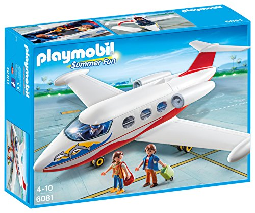 Playmobil - 6081 - Summer Fun - Avion de Tourisme