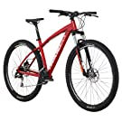 Diamondback Bicycles 2014 Overdrive Mountain Bike , 22-Inch, Red