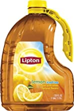 Lipton Lemon 128oz Pack of 4