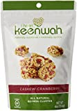 i heart keenwah Quinoa Clusters, Cashew Cranberry, 4 Ounce (Pack of 12)