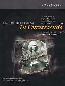 Jean-Philippe Rameau - Motet 'In Convertendo'  Pices de Clavecin en concert (Saint-Louis des Invalides Church, 2004) / documentary 'The Real Rameau' (2004) [Import]