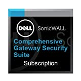SonicWALL 01-SSC-4453 Dell SonicWALL Comprehensive Gateway Security Suite Bundle for SonicWALL NSA 2600 - Subscription license ( 1 year ) - 1 appliance - for NSA 2600