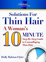 Solutions For Thin Hair (The HRO Solutions Series Book 1)