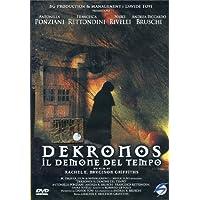Dekronos - Il demone del tempo [Italia] [DVD]