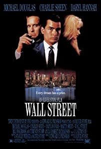 (27x40) Wall Street Group Movie Poster