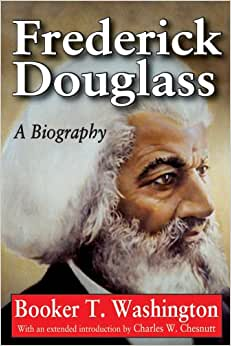 a biography of frederick douglass the author The narrative of the life of frederick douglass was fairly in the author's livesthe same is true of frederick douglass the man risked his life.