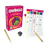 Gamewright Qwingo - The Rank & Roll Dice Game