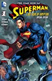 FCBD Superman: Last Son #1
