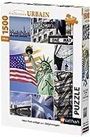 Nathan - 87771 - Puzzle Classique - New York - 1500 Pièces