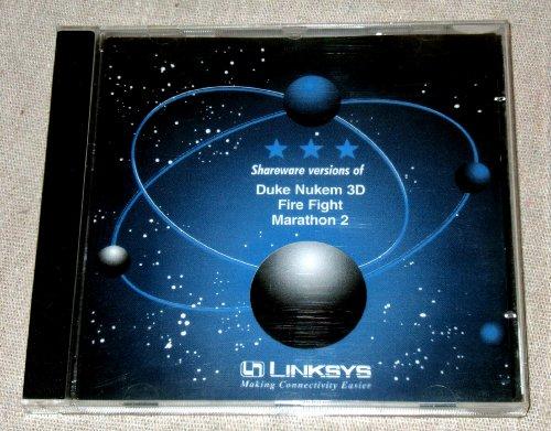 linksys-shareware-versions-of-duke-nukem-3d-fire-fight-marathon-2