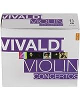 Coffret Vivaldi Violin Concertos