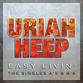 black singles in uriah In 2006,uriah heep released easy livin': singles a's & b's called a collection, which also included the name of the song 1988 lady in black [france.