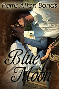 Blue Moon by Parris Afton Bonds ebook deal
