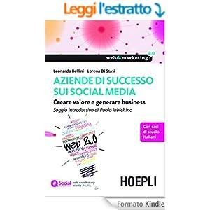 Aziende di successo sui social media: Creare lavoro e generare business (Web & marketing 2.0)