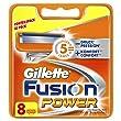 Gillette Fusion Power Rasierklingen, 8 St�ck