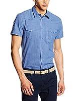 Trussardi Jeans Camisa Hombre (Vinca)