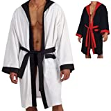 Niagara Mens Hooded Bathrobe By 3G By Gregg Homme