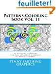 Patterns Coloring Book Vol. 11