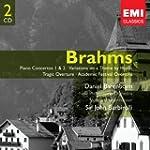 Brahms: Piano Concertos 1 & 2 - Varia...