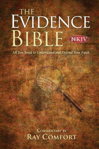 NKJV Complete Evidence Bible-Hardcover PDF
