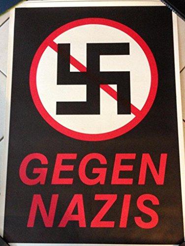 Gegen Nazis x 61 cm Poster mostra/896