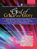 img - for God of Grace and Glory: Contemporary Expressions of Worship for Voice book / textbook / text book