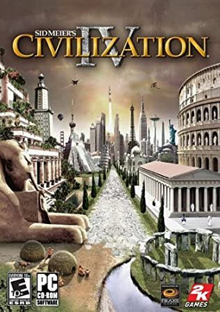 Sid Meier's Civilization IV [Online Game Code]
