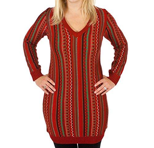 The Christmas Kosby Women's Sweater Dress