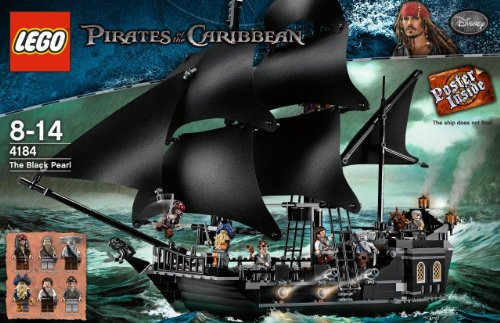 Imagen de LEGO: Piratas del Caribe: La Perla Negro