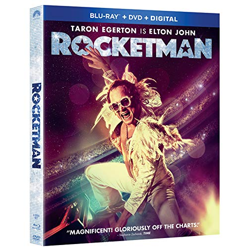 Blu-ray : Rocketman (2 Discos)