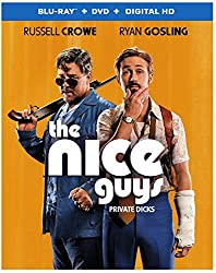 The Nice Guys (Blu-ray + DVD + Digital HD Ultraviolet Combo Pack)