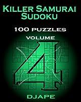 Killer Samurai Sudoku 100 puzzles