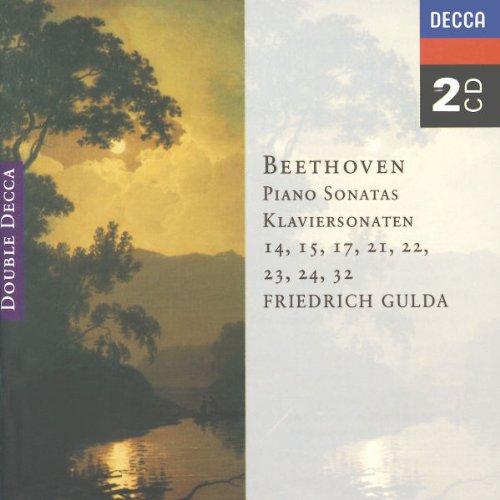Beethoven: Piano Sonatas (Friedrich Gulda Beethoven Sonata compare prices)