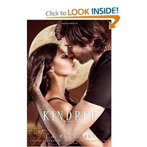 Kindred: The Darkwoods Trilogy 2 - J A Redmerski