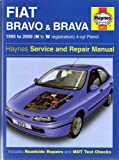 Fiat Bravo and Brava (1995-2000) Service and Repair Manual (Haynes Service and Repair Manuals)
