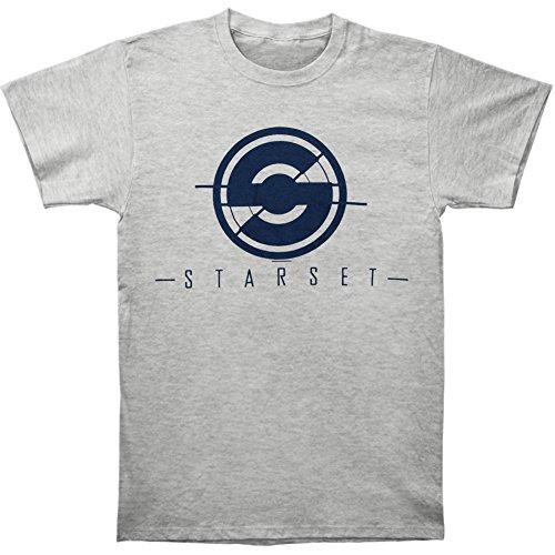 Starset Men's Logo T-shirt XX-Large Heather (Starset Merchandise compare prices)