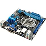 ASUS USB 3.0 SATA 3Gb/s Intel H61 Mini ITX DDR3 1333 Intel – LGA 1155 Motherboard – P8H61-I