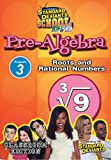echange, troc Sds Pre-Algebra Module 3: Roots & Rational Numbers [Import USA Zone 1]