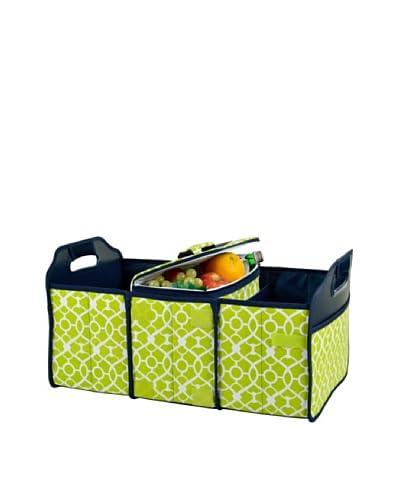 Picnic at Ascot 2-Piece Trunk Organizer & Cooler Set