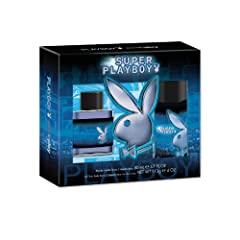 Playboy 2 Piece Gift Set (Eau de Toilette Spray Body Shower)
