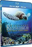 echange, troc Fascinant récif de corail 3D - Volume 1 - Spectacle captivant [Blu-ray]