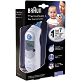 Braun Thermoscan 5 Ear Thermometer Irt6500us