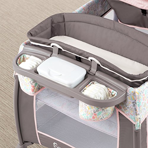 Ingenuity Washable Playard With Dream Centre Piper